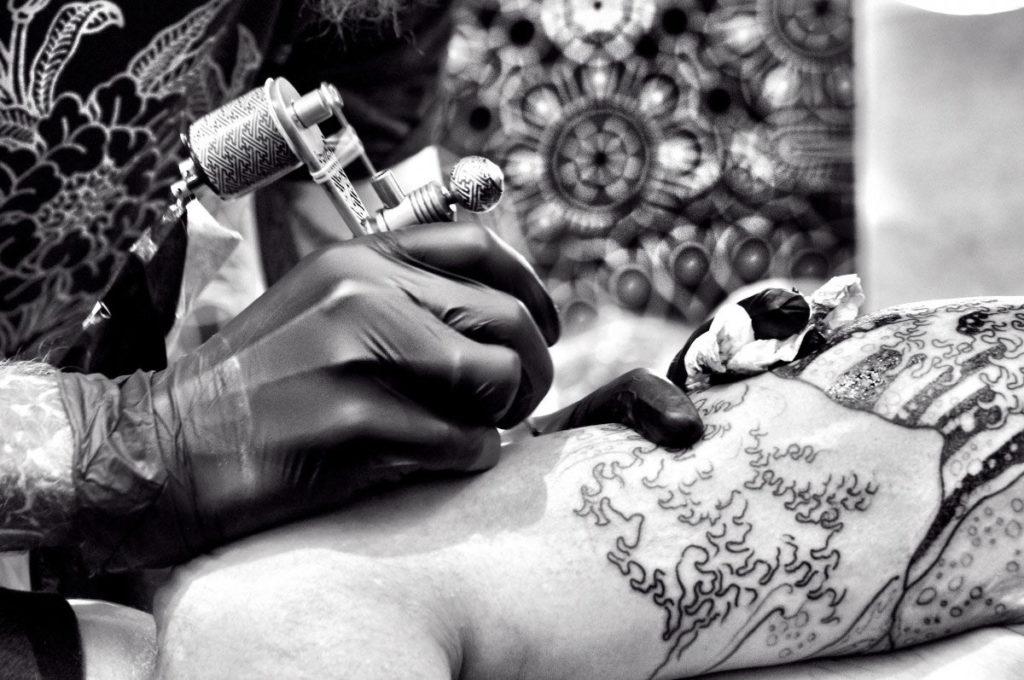 tatooing allowed as lockdwon eased