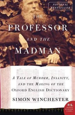 Simon Winchester's account about the origin of the OED as the largest and most comprehensive language source for English