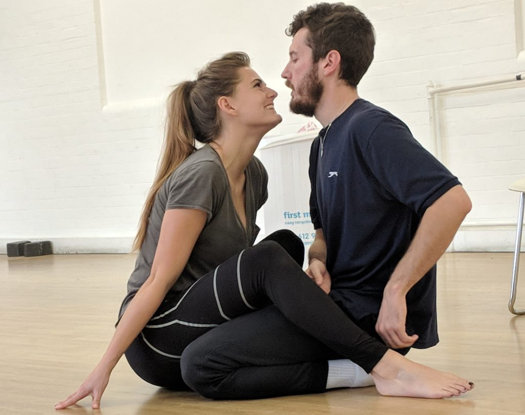 Intimacy coordination with Ita O'Brien