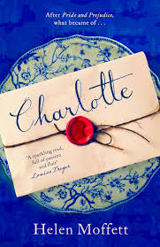 Charlotte by Helen Moffett cove