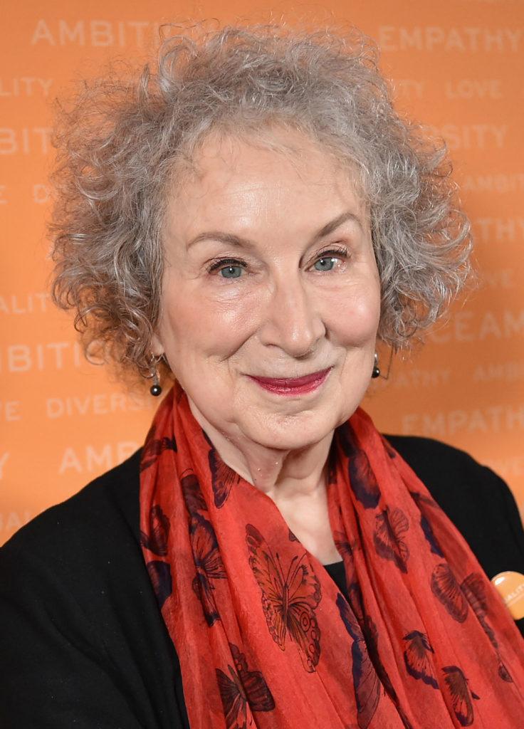Margaret Atwood - 2018