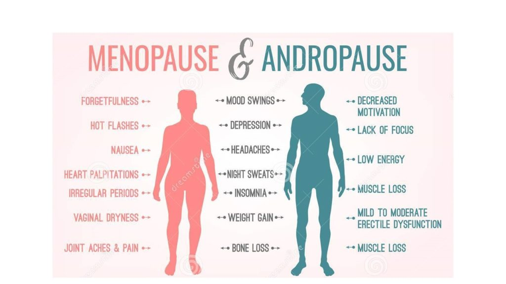 Menopause & Andropause image