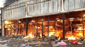 Insurrection in South Africa