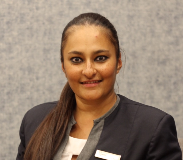 Chenee Seeberath guest relations